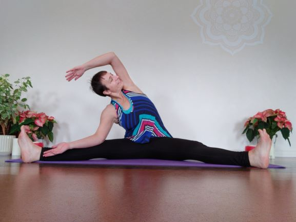 Yin for Hips and Shoulders