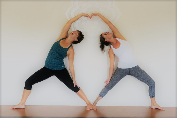 Friend Yoga Series